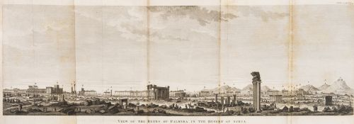 Levant.- Volney (Constantin-Francois de) Travels through Syria and Egypt, in the Years 1783, 1784, …