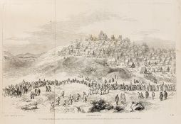 Africa.- Ellis (Rev. William) Three Visits to Madagascar during the years 1853-1854-1856, first …