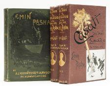 Africa.- Casati (Maj. Gaetano) Ten Years in Equatoria and the Return with Emin Pasha, 2 vol., …