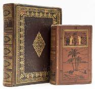 Africa.- Livingstone (David).- Stanley (Henry Morton) How I Found Livingstone. Travels, …