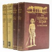 Africa.- Budge (E.A. Wallis) The Egyptian Sudan: its history and monuments, 2 vol., first edition, …