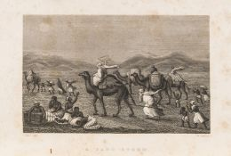 Africa.- Slavery.- Richardson (James) Travels in the Great Desert of Sahara, in the Years of 1845 …