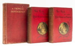 Africa.- Lugard (Frederick D.) The Rise of our East African Empire, 2 vol., first edition, …