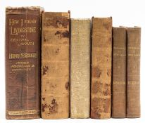 Africa.- Burton (Sir Richard Francis) First Footsteps in East Africa, first edition, second issue, …