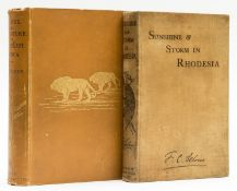 Africa.- Selous (Frederick Courteney) Travel and Adventure in South-East Africa, first edition, …