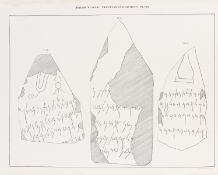 Antiquities.- Davis (Nathan) Inscriptions in the Phoenician Character...discovered on the site of …