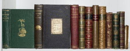 Bates (Henry Walter) The Naturalist on the River Amazons, second edition, original pictorial …