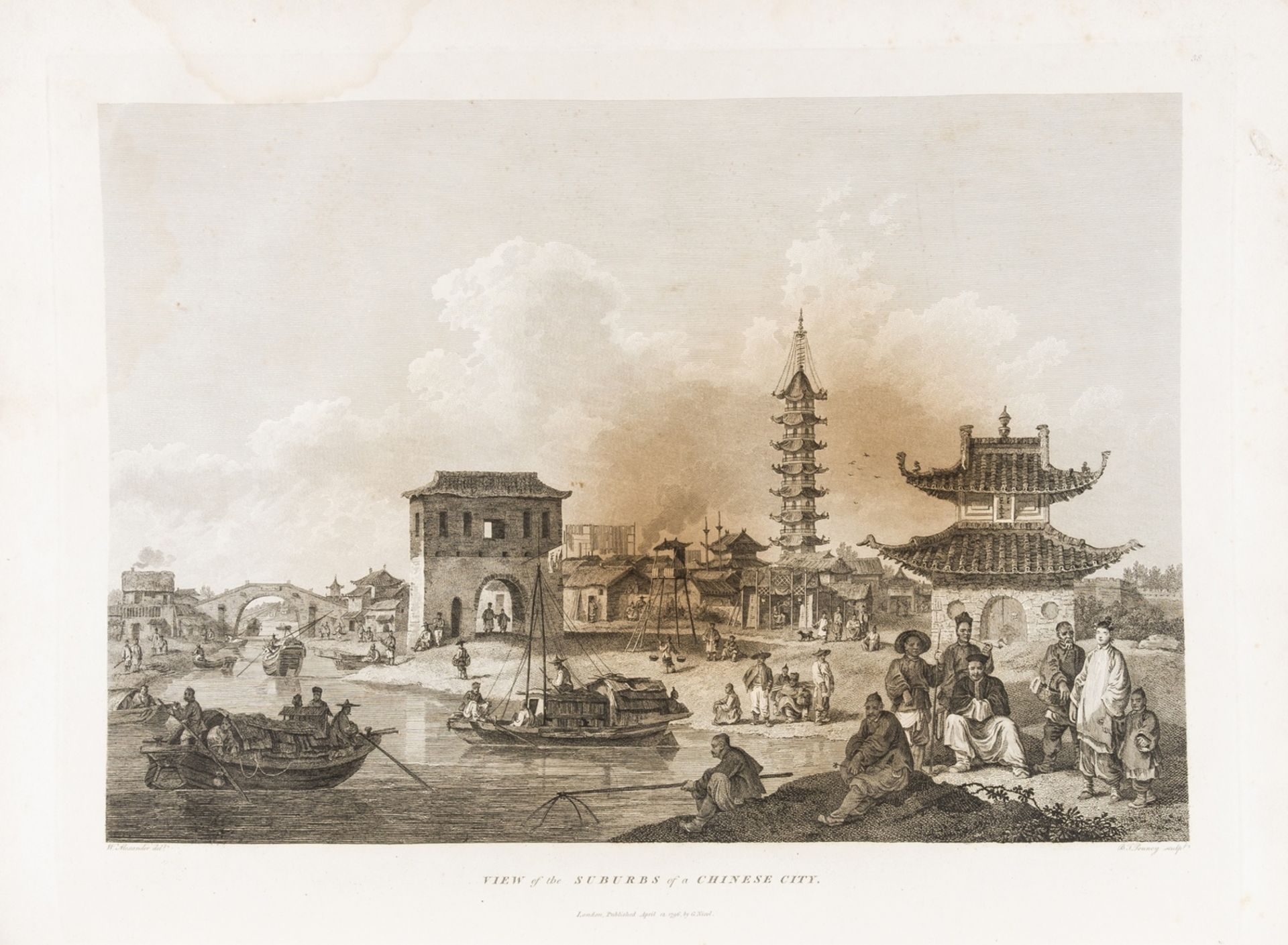 China.- Staunton (Sir George) An Authentic Account of an Embassy from the King of Great Britain to … - Image 2 of 3