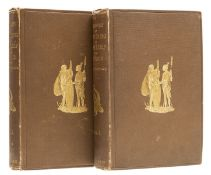 Africa.- Hohnel (Lt. Ludwig von) Discovery of Lakes Rudolf and Stefanie, 2 vol., first English …