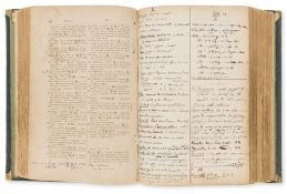 Japan.- Hepburn (J.C.) A Japanese and English Dictionary, first edition, extensively annotated, …