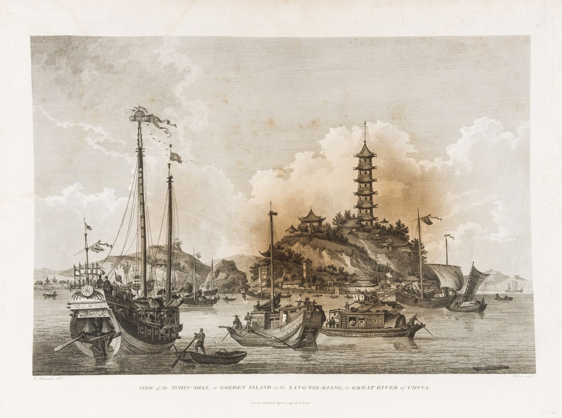 China.- Staunton (Sir George) An Authentic Account of an Embassy from the King of Great Britain to … - Image 3 of 3