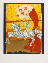 Salvador Dalí (1904-1989) Wilfred of Ivanhoe (Field 78-8-C)
