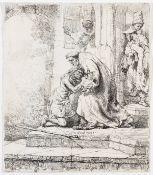 Rembrandt van Rijn (1606-1669) The Return of the Prodigal Son