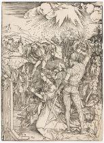 Albrecht Dürer (1471-1528) The Martyrdom of Saint Catherine