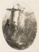 Rembrandt van Rijn (1606-1669) and others. A Collection of Etchings... [201 works included]