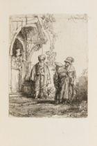 Rembrandt van Rijn (1606-1669) & Philip Gilbert Hamerton Etching & Etchers