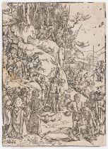 Albrecht Dürer (1471-1528) The Martyrdom of the Ten Thousand