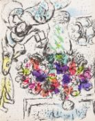 Marc Chagall (1887-1985) Chagall Lithograph I-IV 1969-1973