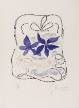 Georges Braque (1882-1963) Untitled from Lettera Amorosa (See Vallier 187)