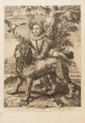 Various Artists (17th and 18th century) Collection of over 50 French and Flemish old master prints