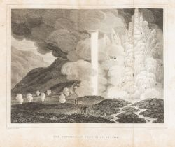 Iceland.- Henderson (Ebenezer) Iceland, or the journal of a residence in that island during the …