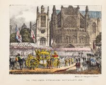 London.- [Henry (David)] An Historical Account of the Curiosities of London and Westminster, 3 …
