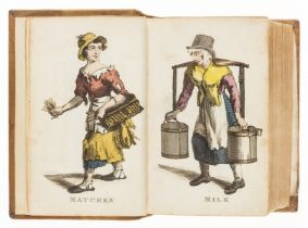 London.- [Busby (Thomas Lord)] Costume of the Lower Orders of the Metropolis, 24 hand-coloured …
