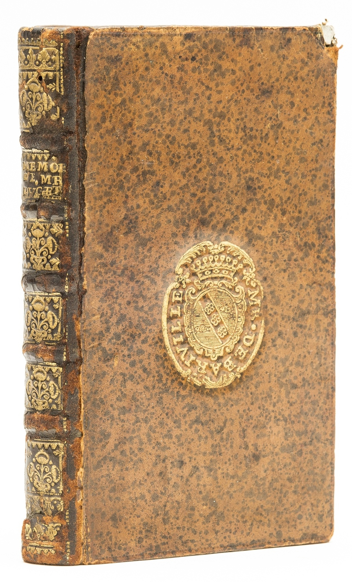Pirated memoir of a pirate.- Duguay-Trouin (René) Memoires de M. du Gue-Trouin, Amsterdam, chez …