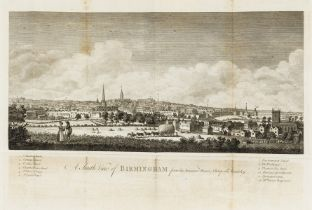 Britain.- Hutton (William) An History of Birmingham to the end of the year 1780, first edition, …