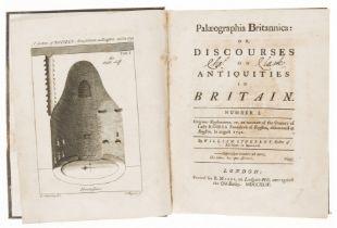 British Antiquities.- Stukeley (William) Palaeographia Britannica: or, Discourses on Antiquities …