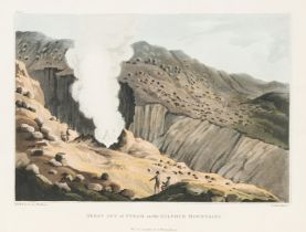Iceland.- Mackenzie (Sir George Steuart) Travels in the Island of Iceland, during the summer of …