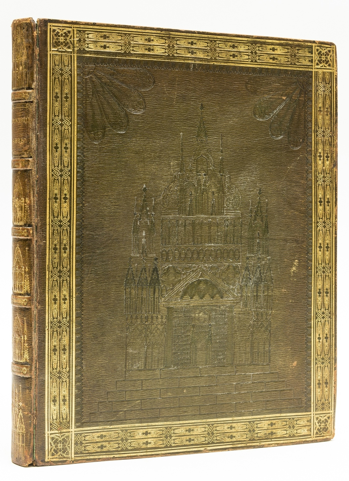 Wiltshire.- Rutter (John) Delineations of Fonthill and its Abbey, first edition, large paper copy, … - Image 2 of 2