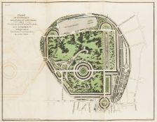 London.- [White (John)] Some Account of the Proposed Improvements of the Western Part of London, …