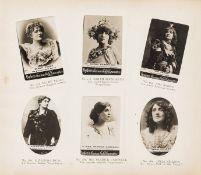 Cigarette cards.- Ogden's New Century Photo-Album, [c.1903].