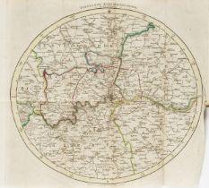 London.- Wakefield (Priscilla) Perambulations in London and its Environs, first edition, Darton & …