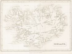 Iceland & Greenland.- [Nicol (James)] An historical and descriptive account of Iceland, Greenland, …