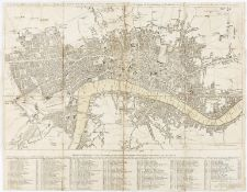 London.- Picture of London (The), for 1819, 1819 & other guides to London (7)