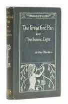 Beardsley (Aubrey).- Machen (Arthur) The Great God Pan, first edition, London & Boston, 1894.