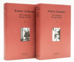 Aickman (Robert) The Collected Strange Stories, 2 vol., first edition limited to 500 copies, …