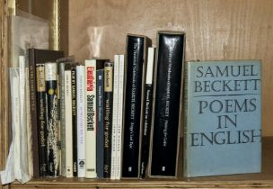 Beckett (Samuel) As the Story was Told, limited edition of 325 copies, Cambridge, Rampant Lions …