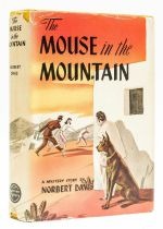 Davis (Norbert) The Mouse in the Mountain, first edition, New York, 1943.
