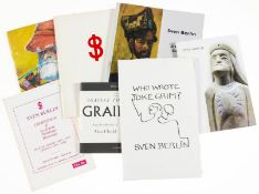 Berlin (Sven) Who Wrote Joke Grim?, 'out of series' proof copy from an edition of 6, 1993; and …