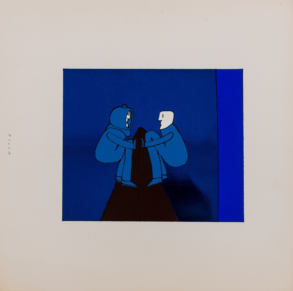 Dieter Roth (1930-1998) and Various Artists ICI portfolio