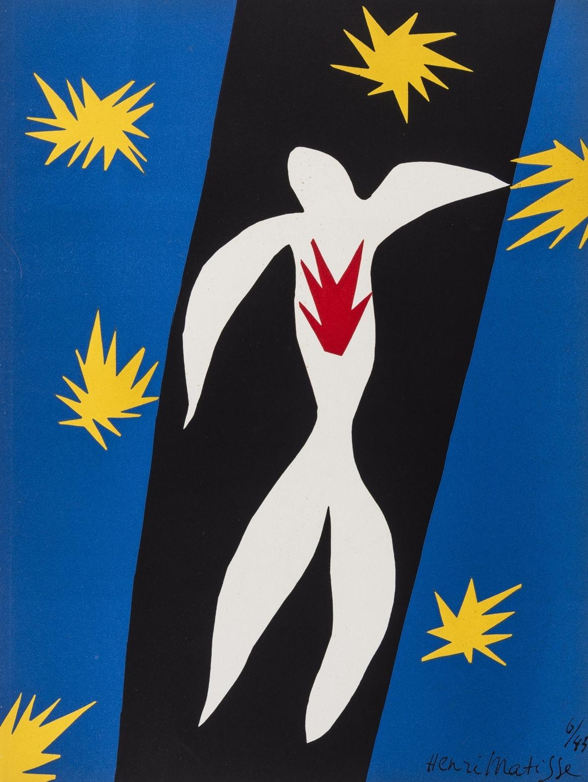 Henri Matisse (1869-1954) Verve Vol.IV No.13 (Duthuit Books 104)