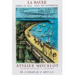 Bernard Buffet (1928-1999) Atelier Mourlot La Baule