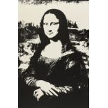 Andy Warhol (1928-1987) (after) Mona Lisa (Sunday B. Morning) (set of three)