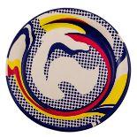 Roy Lichtenstein (1923-1997) Paper Plate (Corlett III.45)