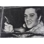 Russell Young (b.1959) Elvis Pistol