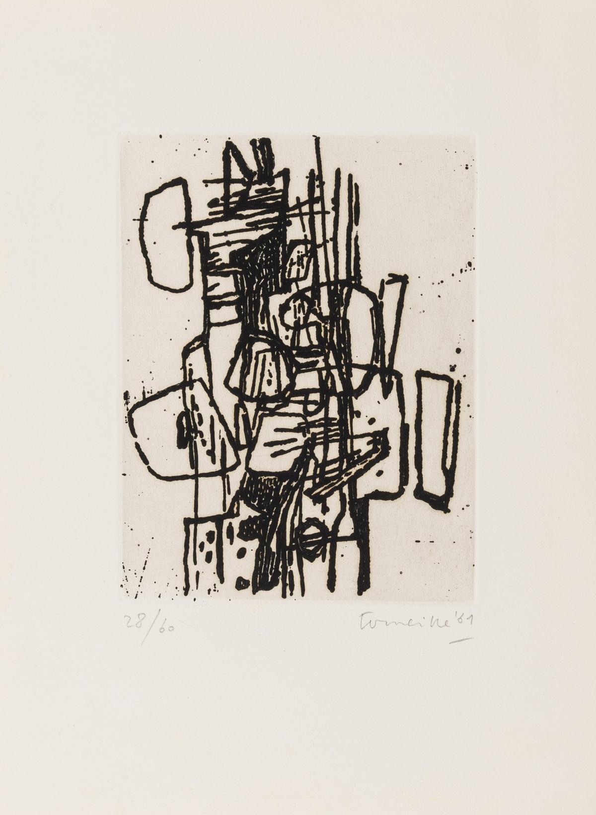 Corneille (1922-2010) Untitled