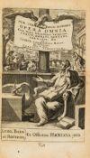 Burne-Jones (Edward).- Virgilius Maro (Publius) Opera Omnia, Burne-Jones's copy with his …